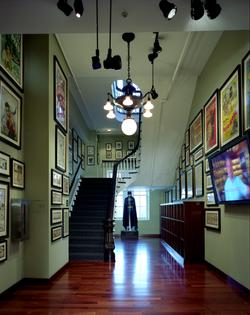 Geppi Entertainment Staircase