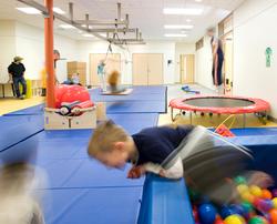 Forbush School Sensory Activity Room