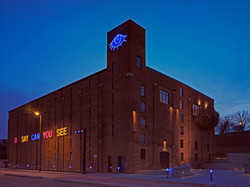 Historic Whiskey Barrel Warehouse