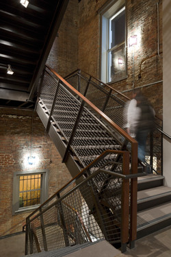 Everyman Theater Staircase
