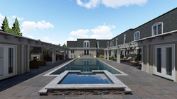 Pool Addition   Charlottesville, VA