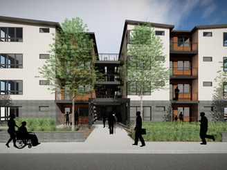 Unanimous Decision from the Charlottesville Board of Architectural Review to Approve Student Housing