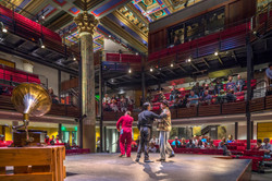 Chesapeake Shakespeare Theater in the Round