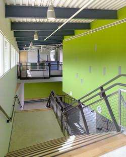 Interior Exhibit Building