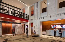 Center Stage Lobby and Box Office