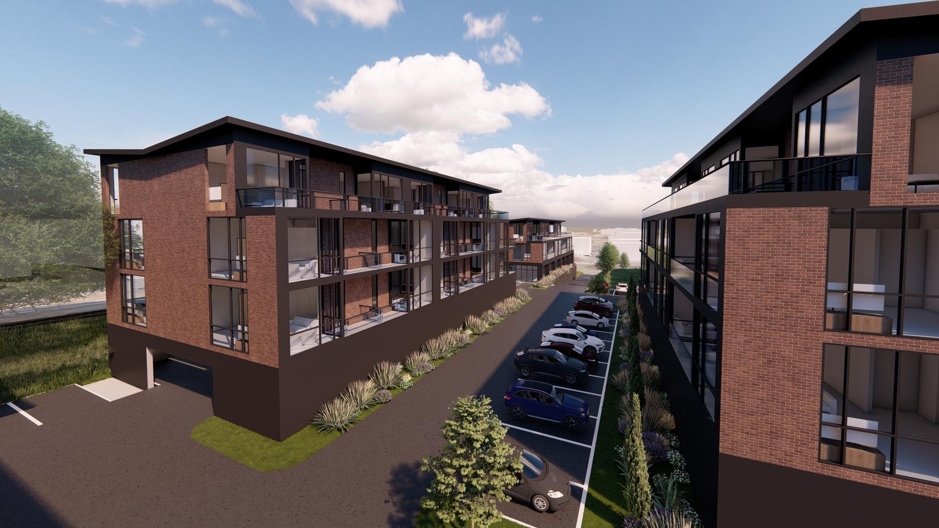 Urban Core Apartments | Charlottesville, VA