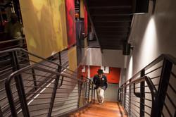Chesapeake Shakespeare Interior Staircase