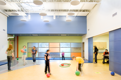 Forbush School Multipurpose Room