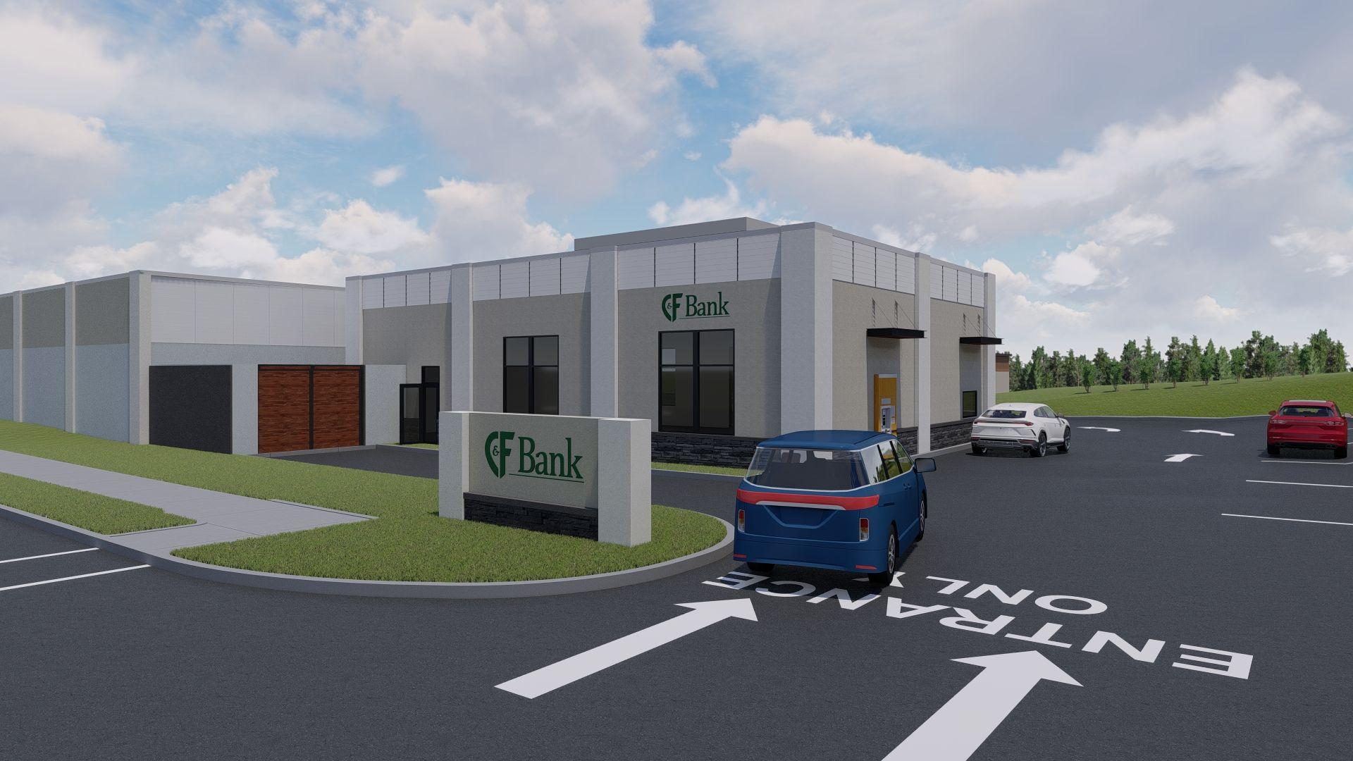 C+F Bank | Charlottesville, VA