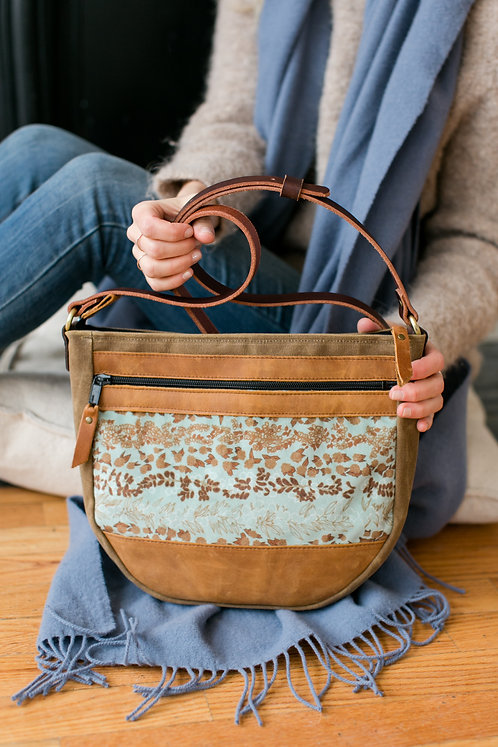 Day Bag Rugged | Berries Mint