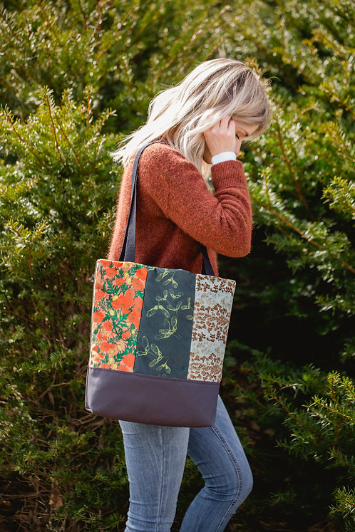 Market Tote | Finders Combo