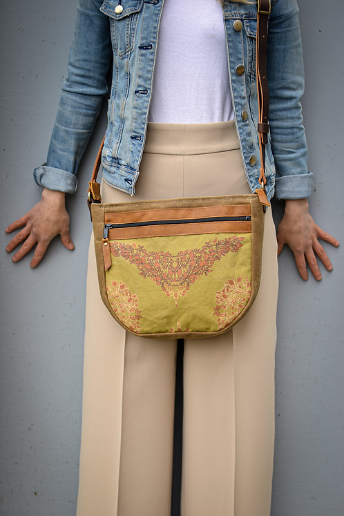 Day Bag Rugged | Distressed Sprigs