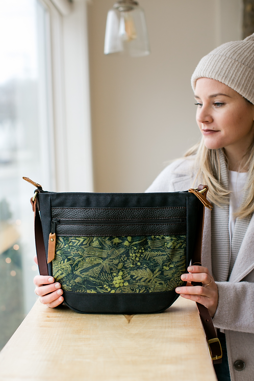 Day Bag Rugged | Mossy Barrens