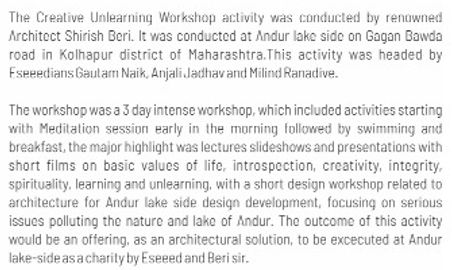 Unlearning Workshop - Shirish Beri_edite