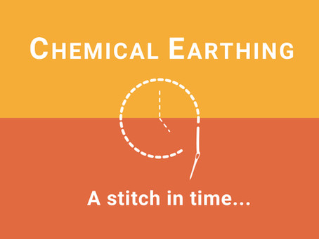 Chemical Earthing: A Stitch in Time Saves Nine