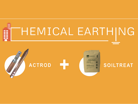 Chemical Earthing: A Boon To The Earthing Industry