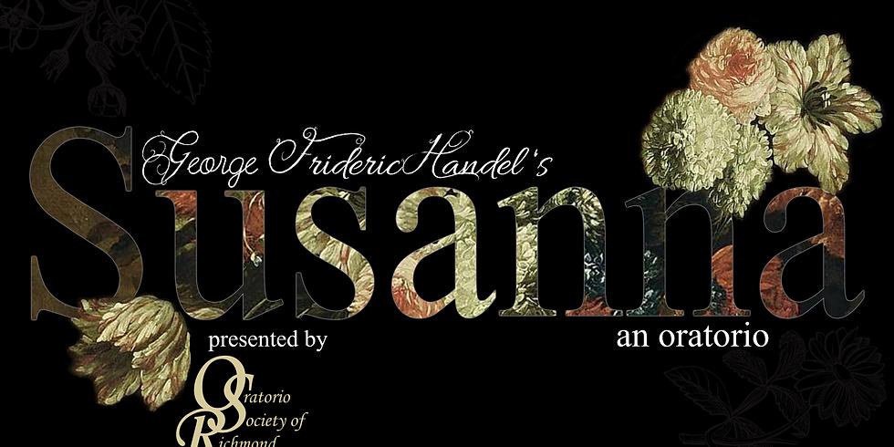 G.F. Händel's Susanna