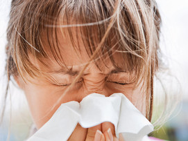 It's hay fever time!