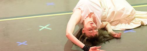 In rehearsal for Der Fliegende Hollander - photo Andrew T. Foster