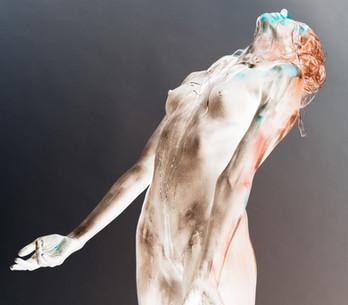 Alison Clancy by Daniel Jackson for Exhibition Magazine
