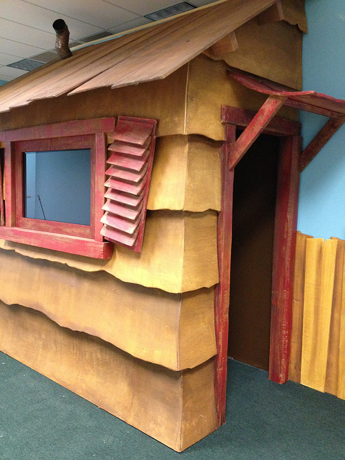 Playhouse prop