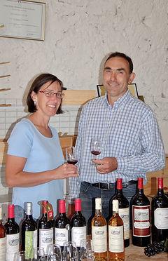 Valérie & Yves Jallon