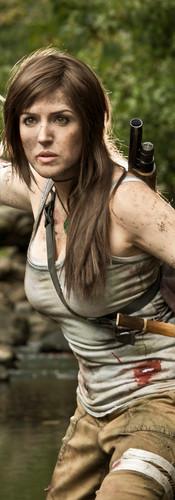 Survivor Lara