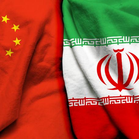 China and Iran; Long-term Energy Partnership