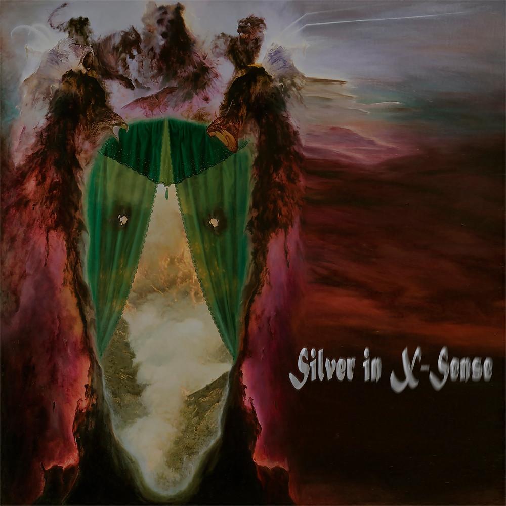 Silver in X-Sense artwork by Du Kun