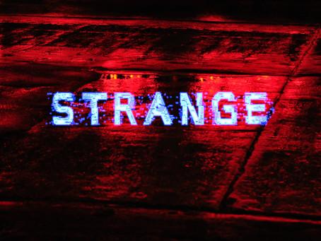 STRANGE :: EP Artwork