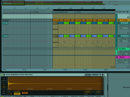 The Mixing Process