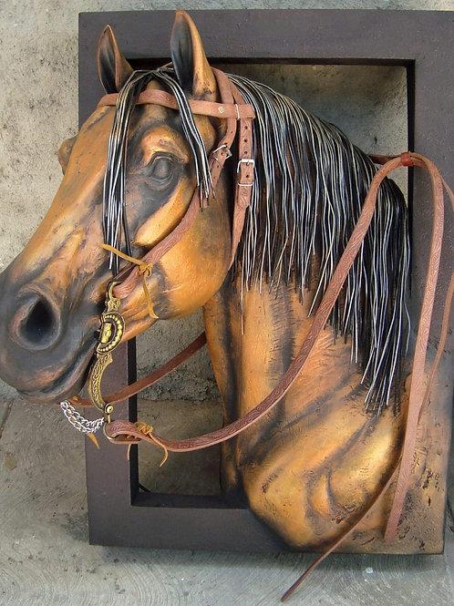 HORSE HEAD 3D
