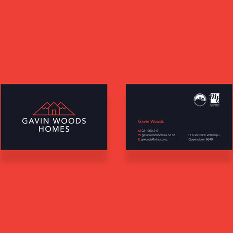 GWH Business Card