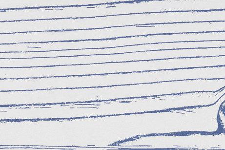 Керамогранит White Negative Blu 20*120 см