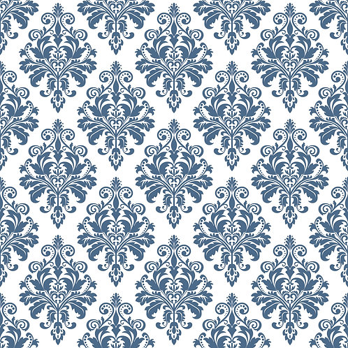 Керамическая плитка Colibri Blu Dec.D7 12,5 × 12,5 см