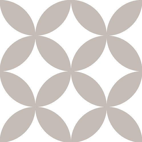 Керамическая плитка Colibri Gia/Gr. Dec.B3 12,5 × 12,5 см