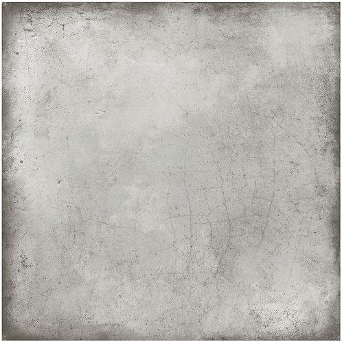 Керамогранит Maiolica plain grey 60 × 60 см