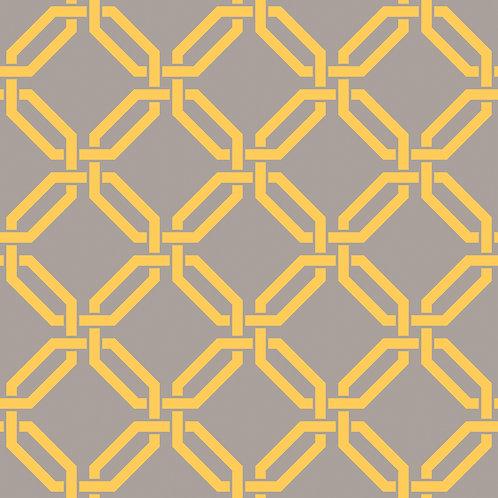 Керамическая плитка Colibri Gia/Gr. Dec.B7 12,5 × 12,5 см
