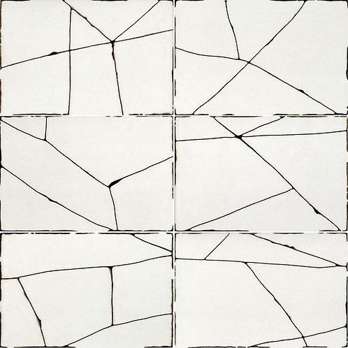 Керамогранит Glaze White 20 × 30 см