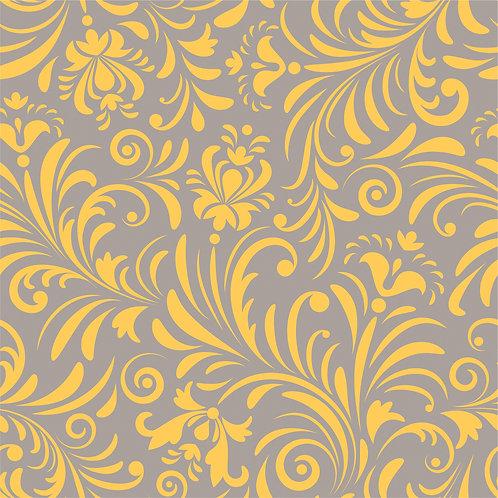 Керамическая плитка Colibri Gia/Gr. Dec.E5 12,5 × 12,5 см