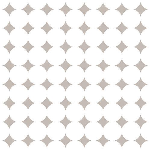 Керамическая плитка Colibri Gia/Gr. Dec.C7 12,5 × 12,5 см