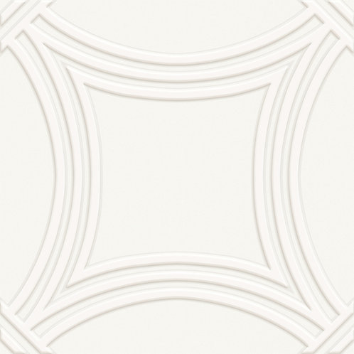 Керамогранит Touch#02 White On White 20 х 20 см