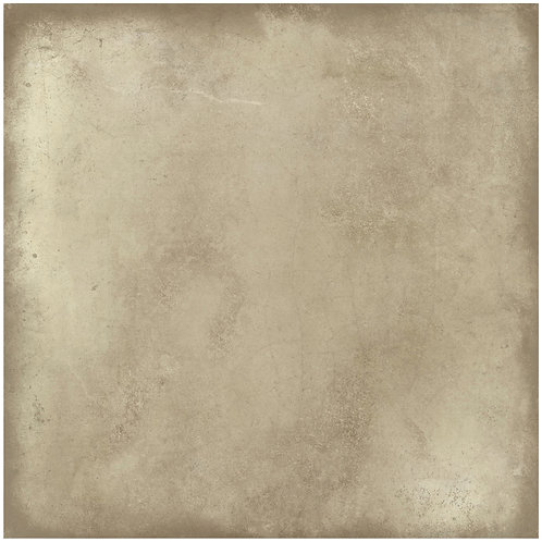 Керамогранит Maiolica plain brown 60 × 60 см