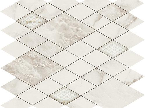 Мозаика Majestic Net Imp. Pearl Lev 31 × 35 см