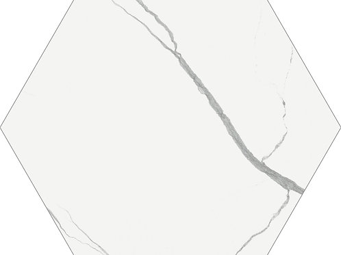 Керамогранит Esagona Bianco 19,5 × 22,5 см