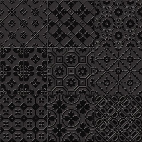 Керамогранит Bon Ton Black On Black Base 20 х 20 см