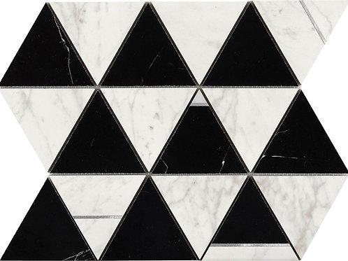 Мозаика Majestic Arrows Cold Lev 28 × 32,5 см