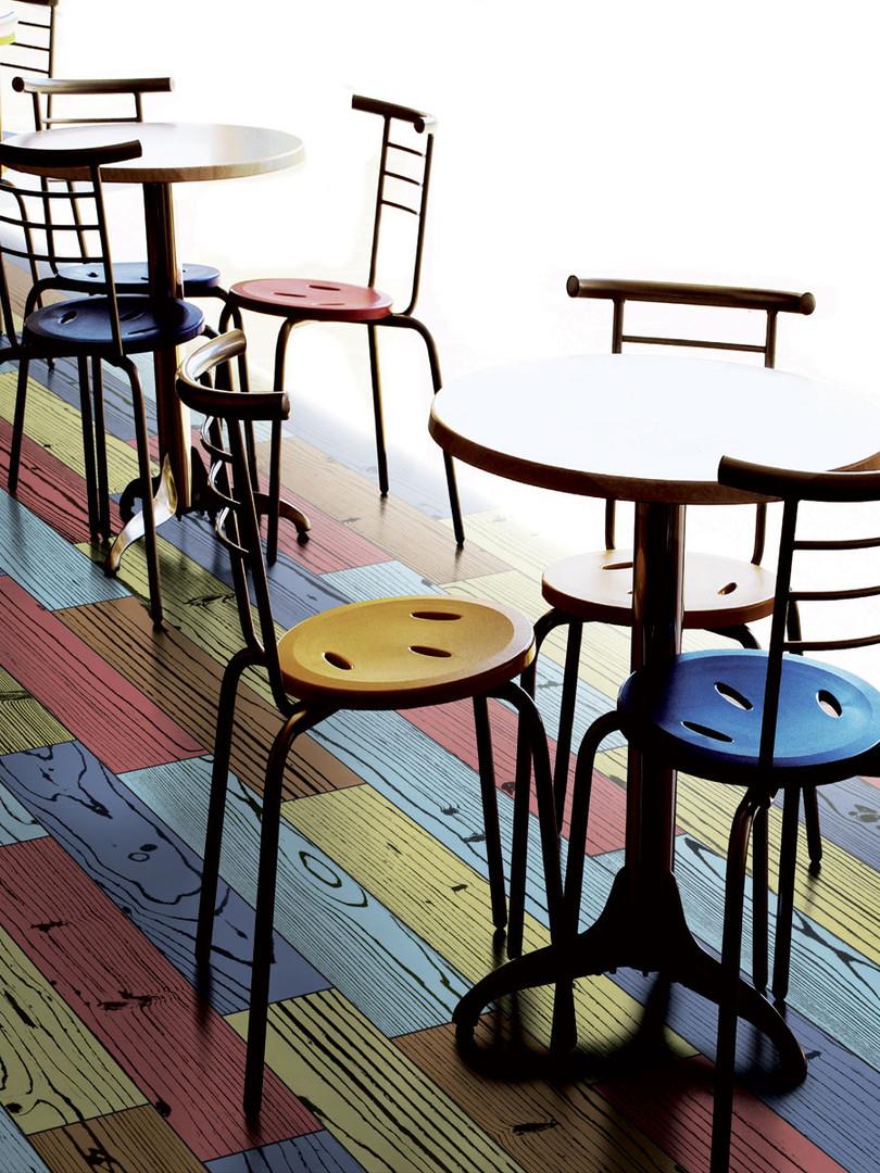 Uonuon Mix Black Positive Tables