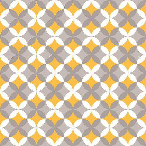 Керамическая плитка Colibri Gia/Gr. Dec.E2 12,5 × 12,5 см