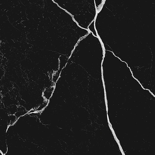 Керамогранит Mate Marmo Nero 19,5 × 19,5 см
